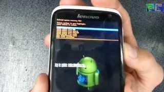 Lenovo S820 Снятие графического ключа HARD RESET(Как восстановить или починить телефон в домашних условиях How to repair the phone at home Внимание! Данное видео не гара..., 2014-05-31T13:10:12.000Z)