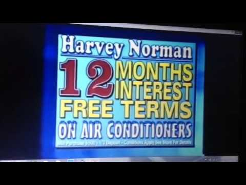 Harvey Norman 1999 Ad