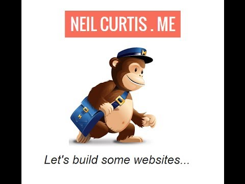 How to Link up Gravity Forms with MailChimp | WordPress Tutorial
