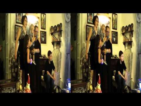 X-mas karaoke Liza, Maria, and Diana