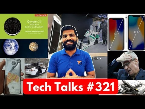 Tech Talks #321 - Vodafone 90GB, Petrol Online, iPhone Battery Issue, 40TB HDD, Dubai Bike