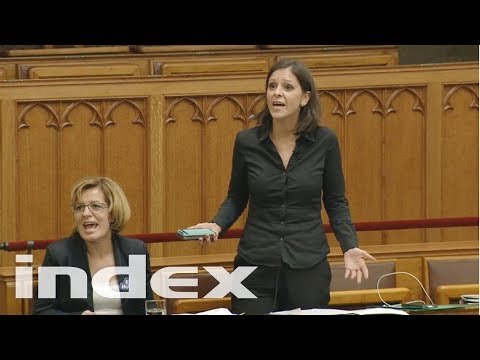 Watch Hungarian MP-s silenced in the Parliament