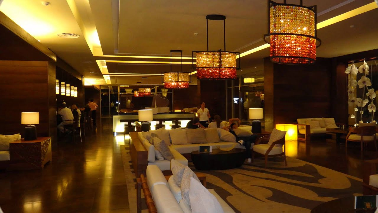 Hotel Barcelo Bavaro Palace Deluxe Restaurantes Youtube