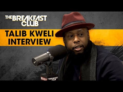 Talib Kweli On The Importance Of Radio, New Music, Meek Mill + More