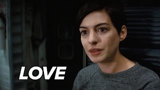 Interstellar: Love Transcends Dimensions of Time and Space