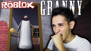 THIS IS WHAT GRANNY LOOKS LIKE IN ROBLOXIN | It's not possible!