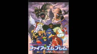 Fire Emblem: Monshou no Nazo - Off to War