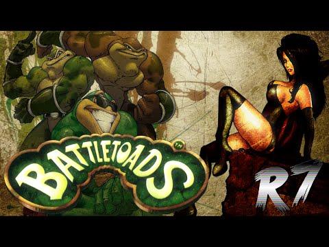 Battletoads Arcade Longplay [HD 60FPS]