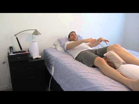 Sciatica and Laying and Sleeping More Comfortably In Bed