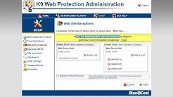 K9 Web Protection   How to download, install and use