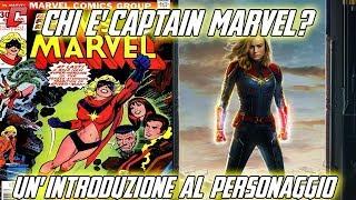 Chi è Captain Marvel? - Un'introduzione al personaggio