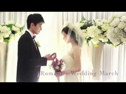 Romantic Wedding March Grand Orchestral Versi  Wedding Music   Miranda Wg