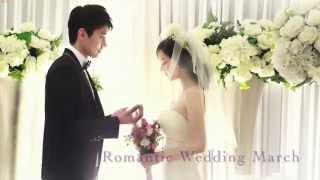 Video Romantic Wedding March (Grand Orchestral Version) - Wedding Music  by Miranda Wong download MP3, 3GP, MP4, WEBM, AVI, FLV November 2017