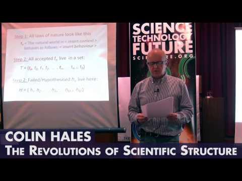 Colin Hales - The Revolutions of Scientific Structure