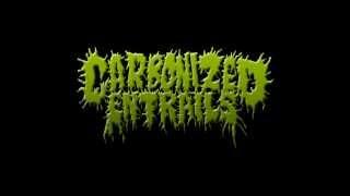 Carbonized Entrails - Bomb Splatter Head
