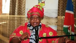 Kunene Governor Angelika Muharukua dies-NBC