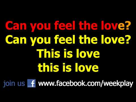 "will.i.am - ""This Is Love"" Lyrics (feat. Eva Simons)"