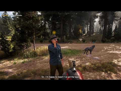Far Cry 5 - Agent Willis is back!!!