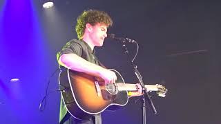 Vance Joy - We're Going Home, live at Melkweg Amsterdam, 11 March 2018