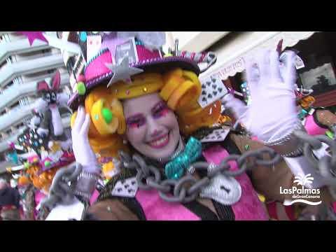 Carnaval en Las Canteras