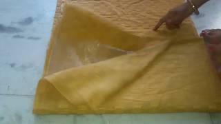 How to make waterproof newborn baby sheets