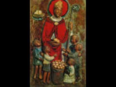 Legenda o święty Mikołaju biskupie - Jacek Kowalski