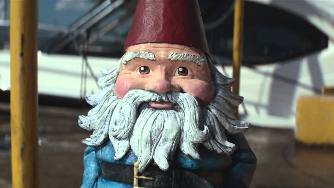 The Travelocity Roaming Gnome Swordfish Commercial