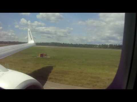 RYANAIR | EDINBURGH to LONDON | BOEING 737