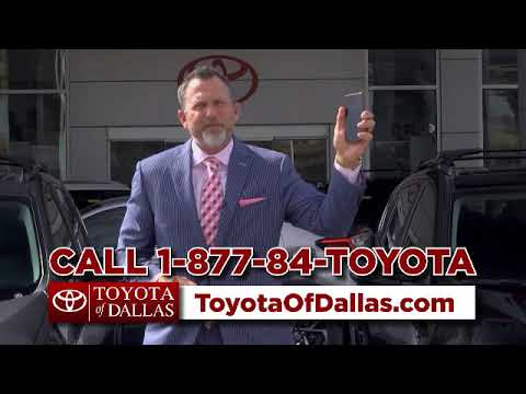 Dallas Toyota Dealers >> Toyota Of Dallas 1 Volume Toyota Dealer In Dfw