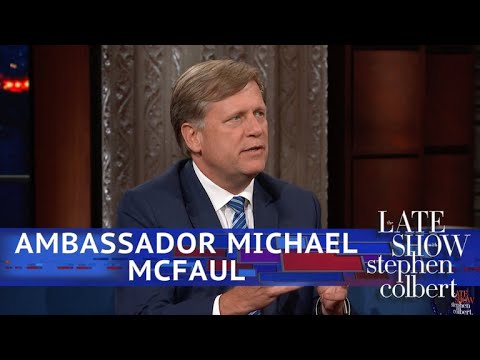 Michael McFaul Was Part Of Putin's 'Crazy' Offer To Trump