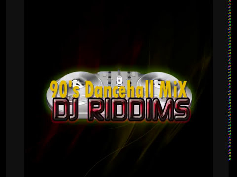 90's Old School  Dancehall Mix (With Tracklist And Download)
