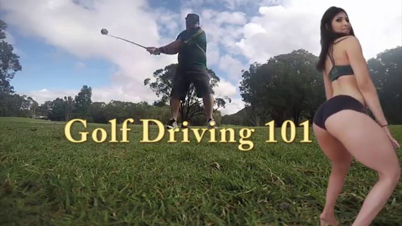Golf Driving 101 Drives