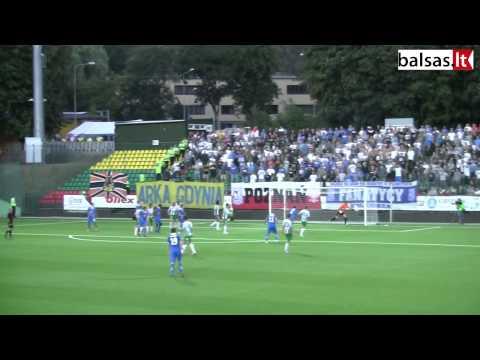 Vilniaus Žalgiris - Poznan Lech 1:0