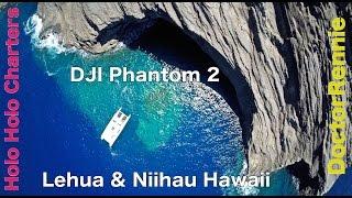 Lehua & Niihau Hawaii with Holo Holo Charters from DJI Phantom 2 & GoPro Hero 3+ Black
