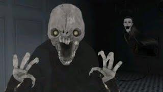2 монстра в особняке в Eyes the horror game, новый режим - двойная неприятность
