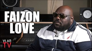 Faizon Love Says He Beat Up Guy at the Airport for Spitting on Him (Part 18)