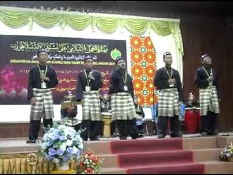 Johan Nasyid Amal Islami Peringkat Negeri Selangor 2011 (Wafdan) Part 2