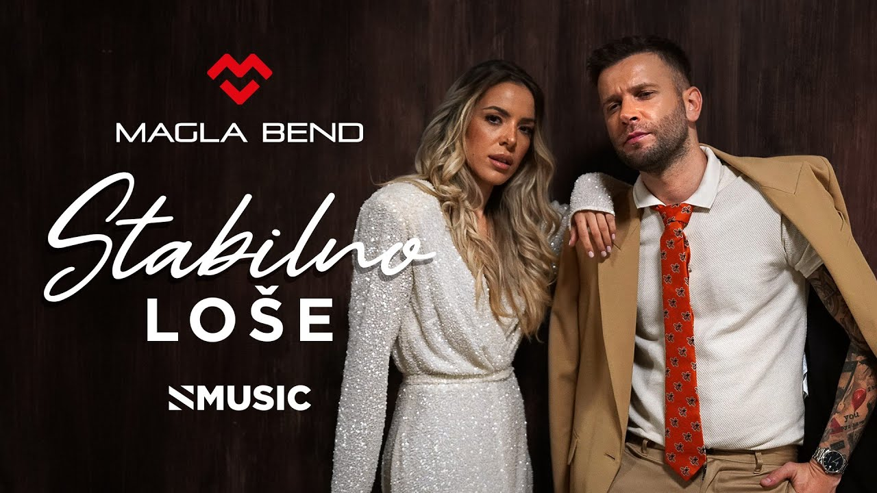 Magla Bend - Stabilno lose (Official video) 2020