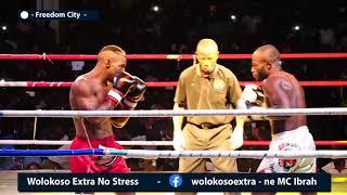 #Comedy _ engeri golola moses gyeyakubyemu umaru ssematta (interesting full fight ) _  Mc Ibrah