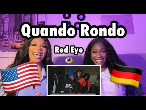 Quando Rondo – Red Eye 👁 | German Girls Reacts