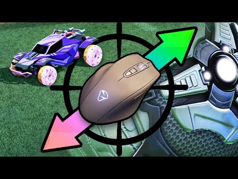 Controlling Rocket League like an FPS (with mouse) thumbnail
