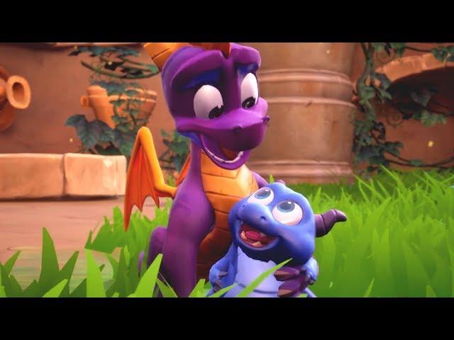 Spyro 3 - Full Game Walkthrough (Reignited Trilogy)