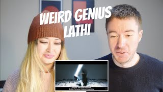 Download lagu LATHI - WEIRD GENIUS (FT SARA FAJIRA) **🇨🇳 🏴  REACTION**