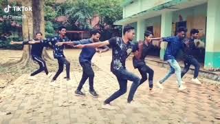 Olathin Melathal tiktok Dance