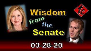 Wisdom from the Senate
