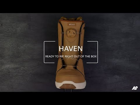K2 Haven Boot | 2019 Snowboard Boot