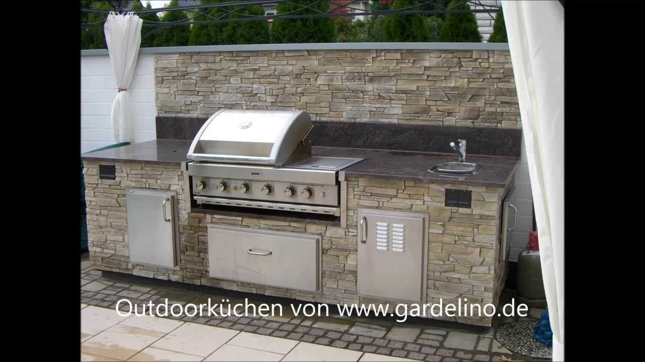 Möbel Für Außenküche : überdachung für outdoor küche ghs unterstand m zum grillen