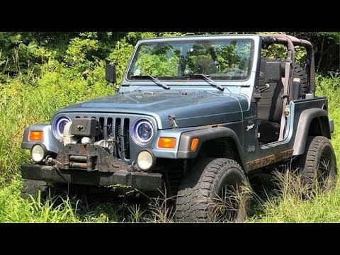 CHEAPEST JEEP WRANGLER EVER!!!