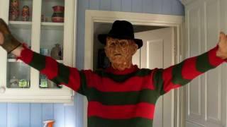 Freddy Krueger Part 4 Dream Master Costume