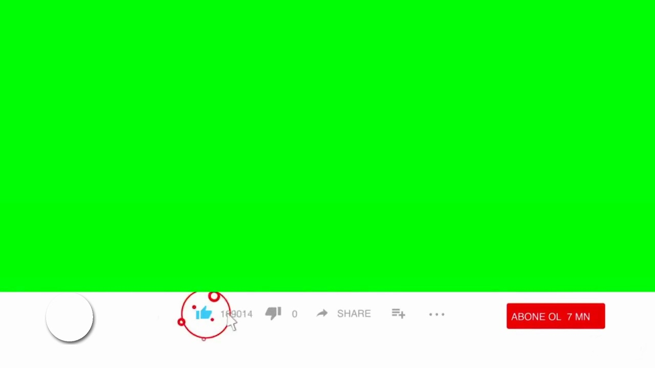 Enes Batur Abone Ol  Green Screen